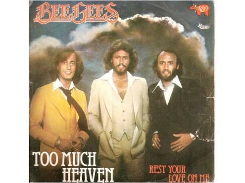 Bee Gees - Too Much Heaven Lyrics | SongMeanings